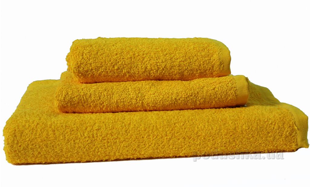 Махровое полотенце Зоряне сяйво Yellow