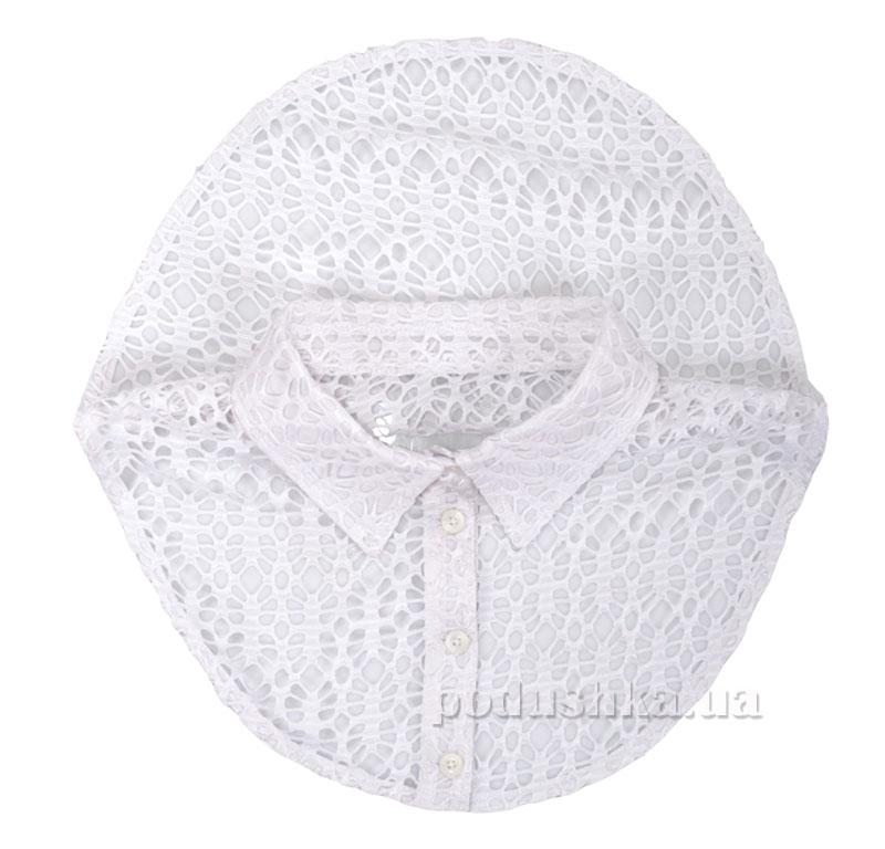Манишка Timbo Doll M026008 белая