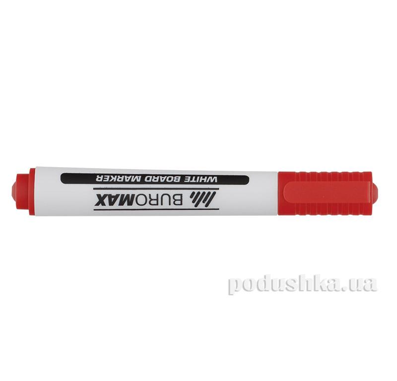 Маркер для магнитной доски красный Buromax BM.8800-05