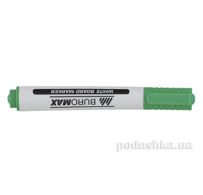 Маркер для магнитной доски зеленый Buromax BM.8800-04