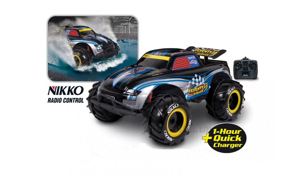 Машина на радиоуправлении Burner Nikko 900018A2