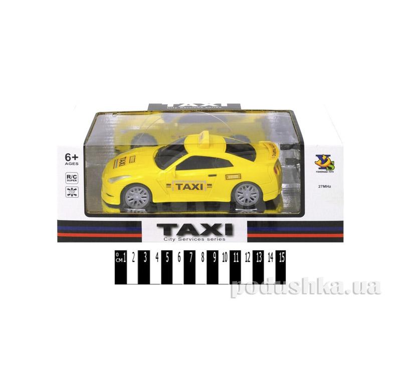 Машина такси радиоуправляемая Jambo 889А-7