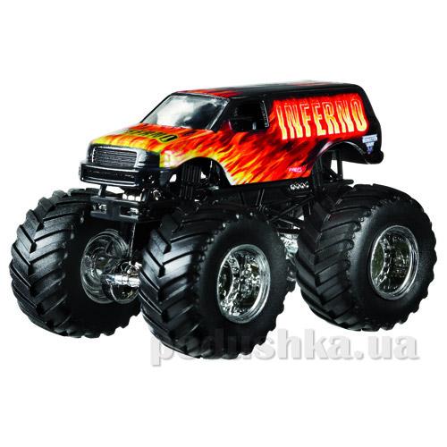 Машина-внедорожник Hot Wheels из серии Monster Jam в ассортименте