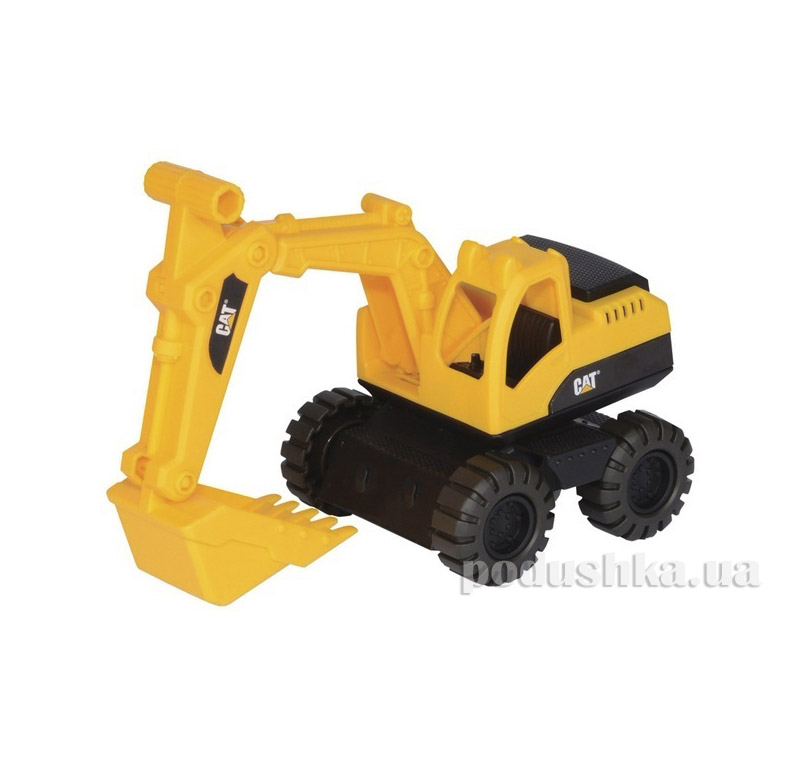 Машинка CAT Экскаватор 25 см Toy State 82025
