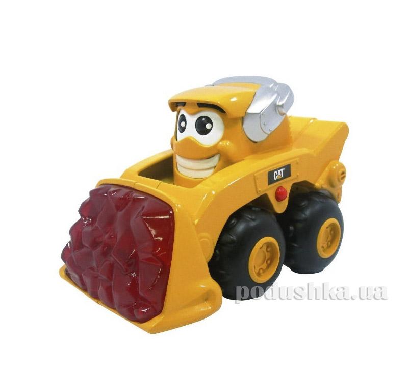 Машинка CAT Погрузчик Маркус 16 см Toy State 80412