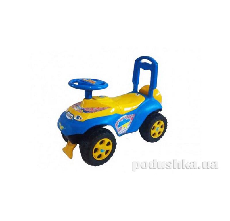 Машинка для катання Автошка Flamingo-toys 013117/25UA