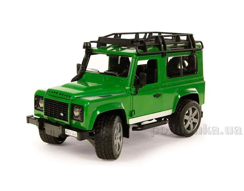 Машинка Джип Land Rover Defender М1:16 Bruder 02590