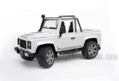 Машинка Джип Land Rover Defender Pick Up М1:16 02591 Bruder