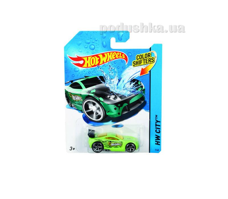 Машинка Hot Wheels  Измени цвет  в ассортименте
