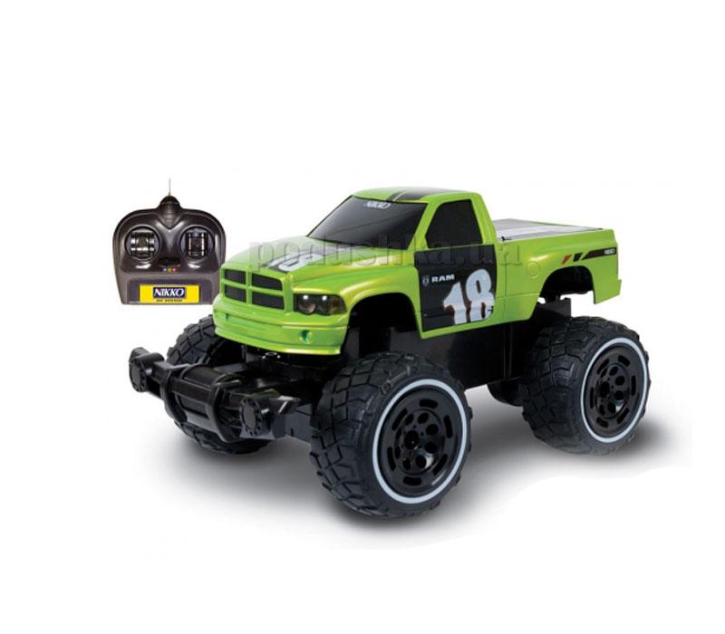 Машинка игрушечная на р/у Dodge Ram Hemi  (1:18)