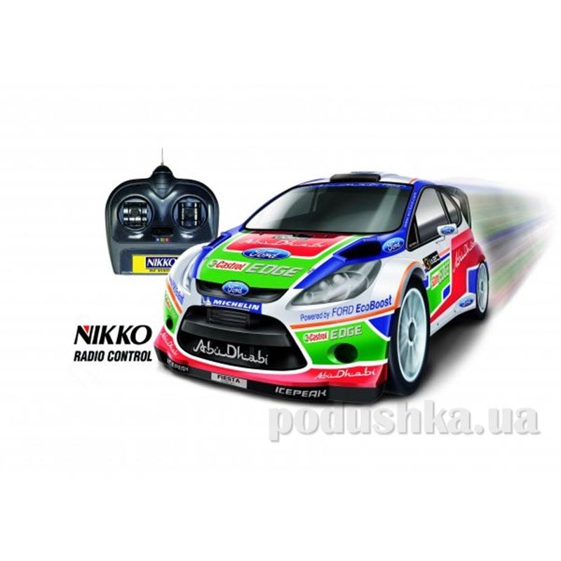 Машинка игрушечная на р/у Форд Фиеста 160165A2 Nikko