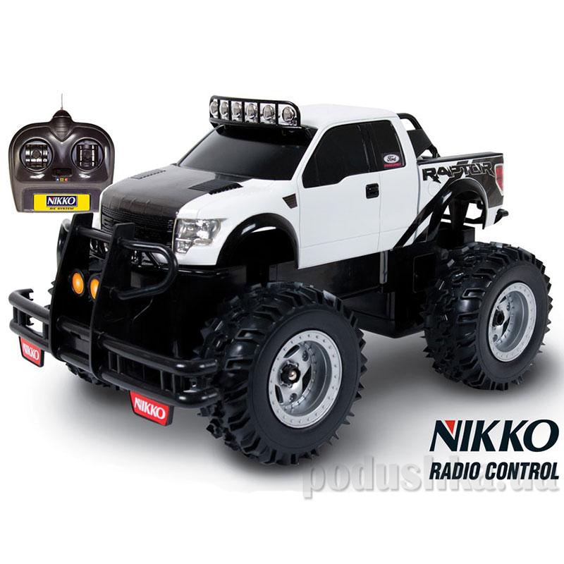 Машинка игрушечная на р/у Ford Raptor Baja 160712A NIKKO