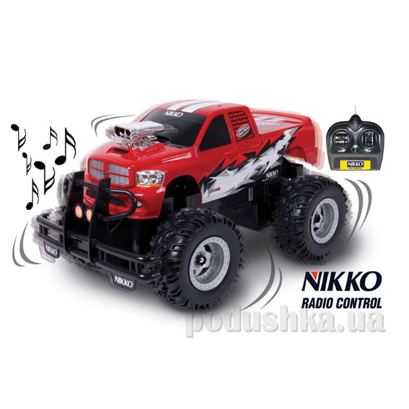 Машинка игрушечная на р/у Мега Машина 1:16 в асcорт 160700Z Nikko