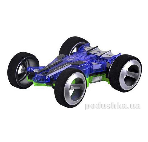 Машинка микро радиоуправляемая 1:32 2308 Double-faced двусторонняя синяя WL Toys WL-2308b