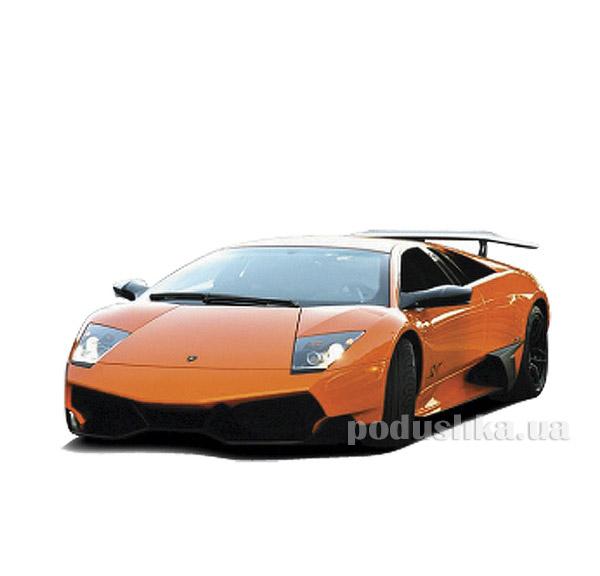 Машинка микро радиоуправляемыая 1:43 Lamborghini LP670 оранжевый ShenQiWei SQW8004-LP670y
