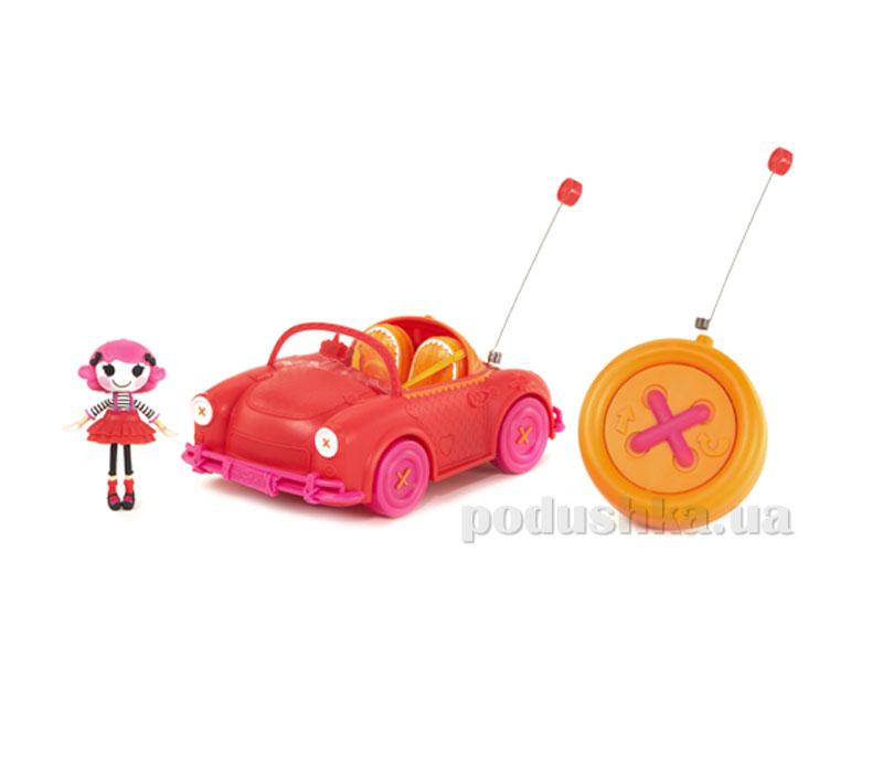 Машинка Minilalaloopsy на радиоуправлении Кабриолет (с куклой, 27 Мгц) 513032