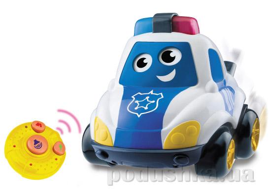 Машинка музыкальная с пультом Bkids Полиция 03271