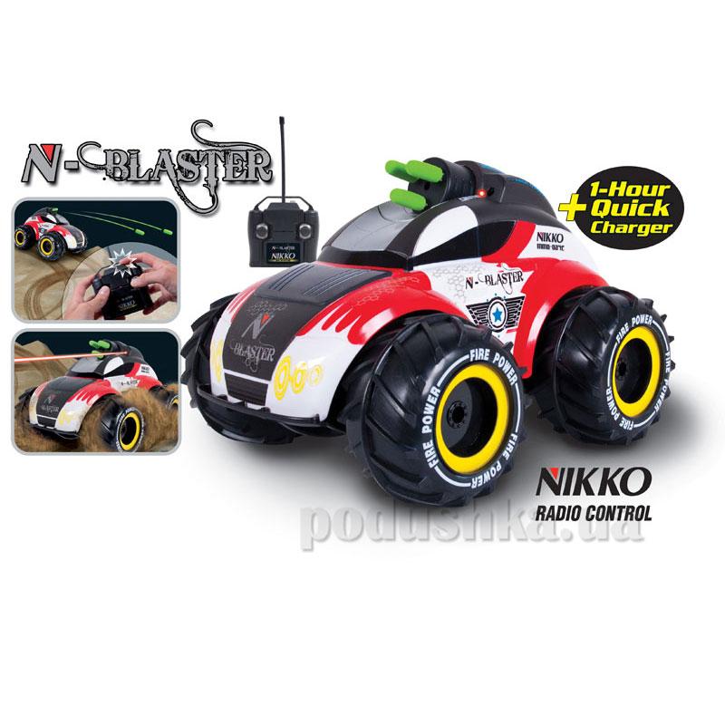 Машинка на р/у N-BlasteR  стреляет дротиками 900015B2 Nikko