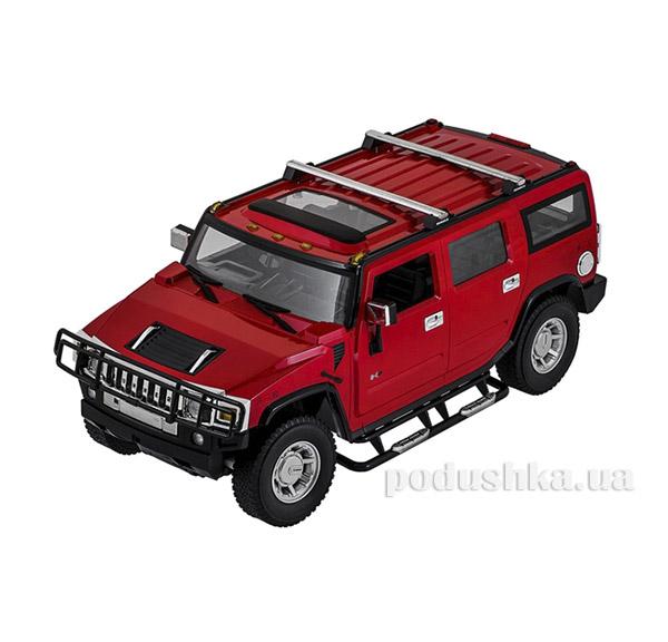 Машинка радиоуправляемая 1:10 Hummer H2 Meizhi MZ-2056r красный