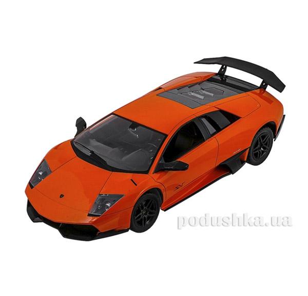 Машинка радиоуправляемая 1:10 Lamborghini LP670-4 SV Meizhi MZ-2020o оранжевый