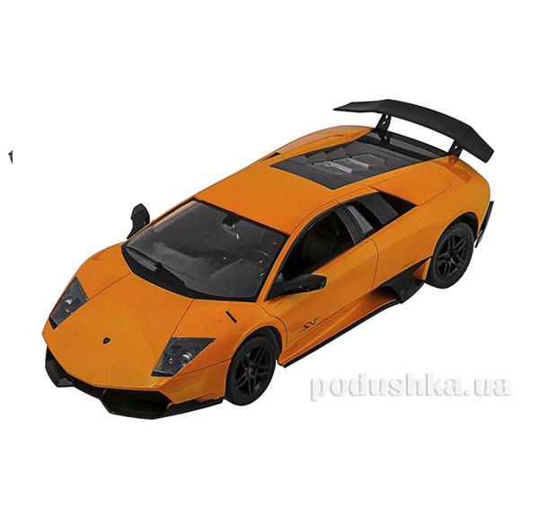 Машинка радиоуправляемая 1:10 Lamborghini LP670-4 SV Meizhi MZ-2020y желтый