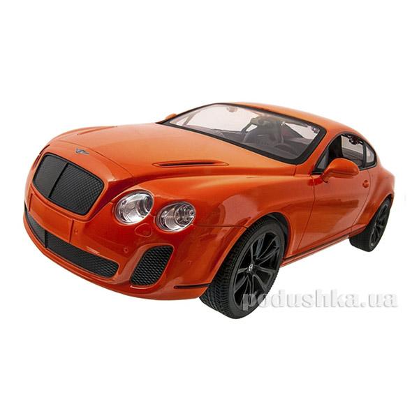 Машинка радиоуправляемая 1:14 Bentley Coupe Meizhi MZ-2048o оранжевый