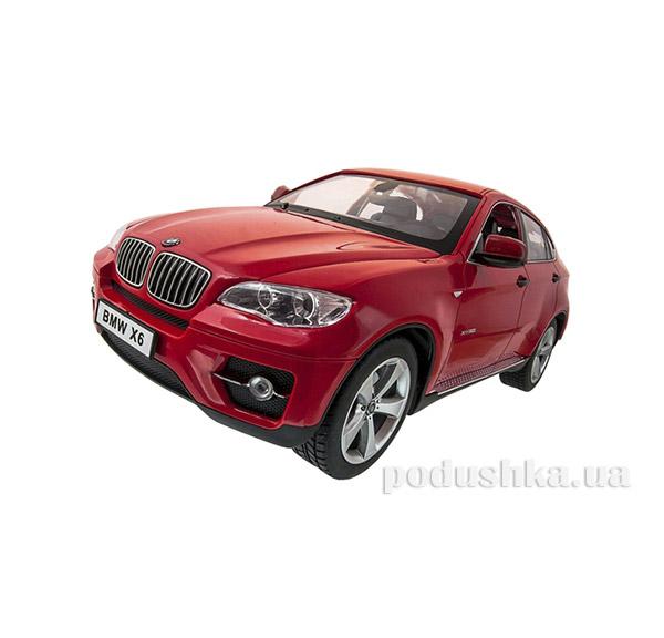 Машинка радиоуправляемая 1:14 BMW X6 Meizhi MZ-2016r красный