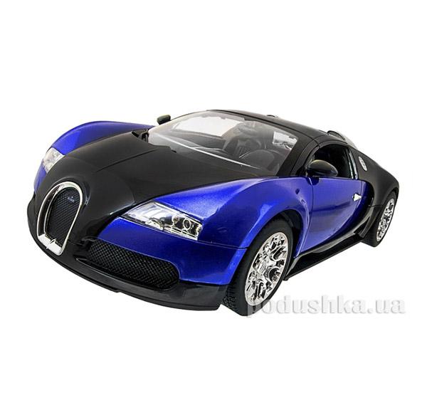 Машинка радиоуправляемая 1:14 Bugatti Veyron Meizhi MZ-2032b синий
