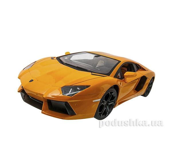 Машинка радиоуправляемая 1:14 Lamborghini LP700 Meizhi MZ-2025y желтый