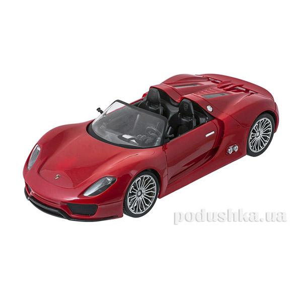 Машинка радиоуправляемая 1:14 Porsche 918 Meizhi MZ-2046r красный