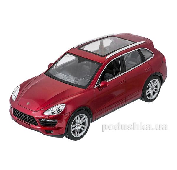 Машинка радиоуправляемая 1:14 Porsche Cayenne Meizhi MZ-2045r красный