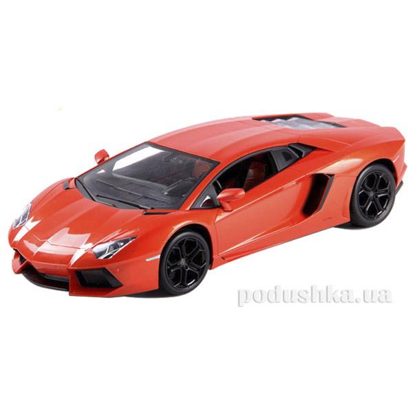 Машинка радиоуправляемая 1:24 Lamborghini LP700 Meizhi MZ-25021Ao металлическая оранжевый