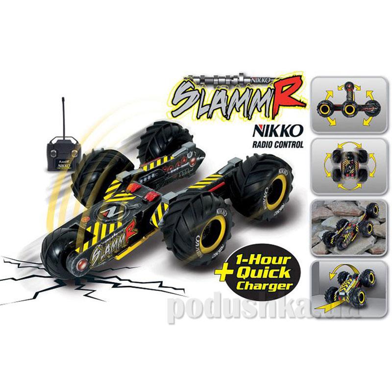 Машинка трансформер на р/у SlammR 900017A2 Nikko