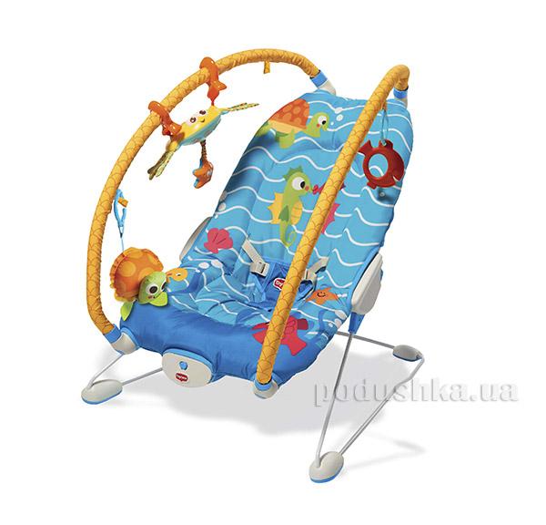 Массажное кресло Подводный мир Голубой Tiny Love 1802706130   Tiny Love
