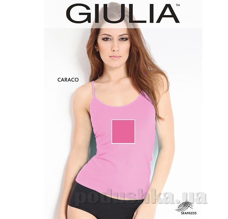 Майка розовая женская Caraco Giulia rose