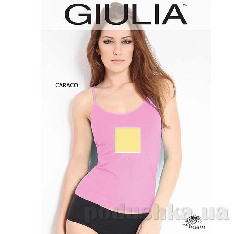 Майка светло-желтая женская Caraco Giulia sunset