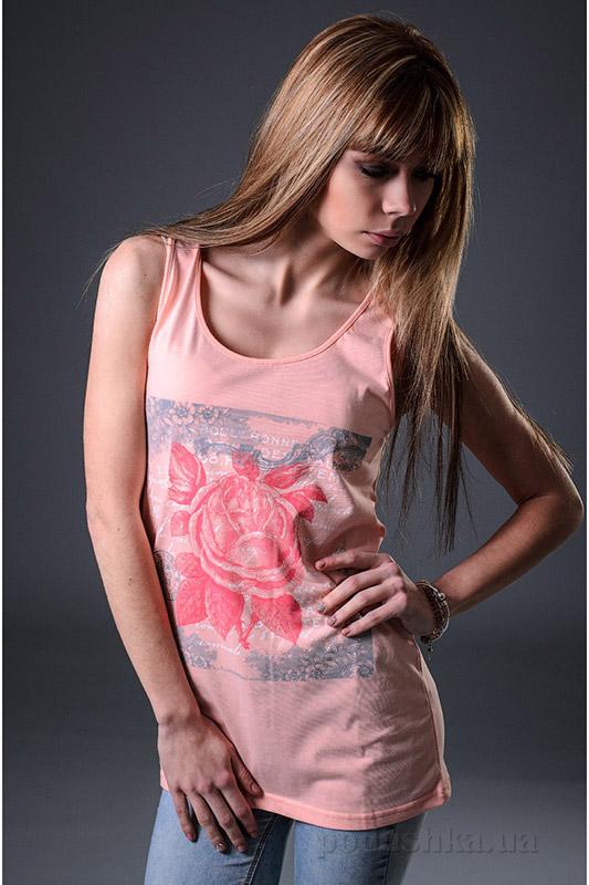 Майка женская Фламинго Street Style 987-114