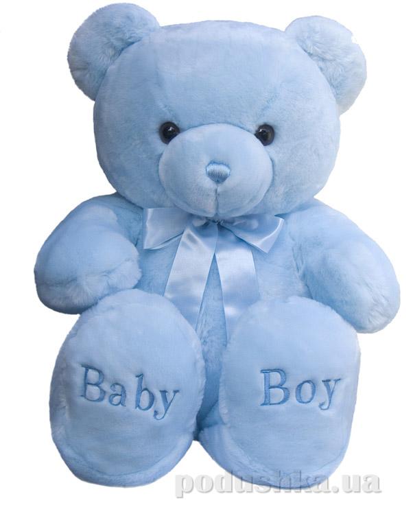Медведь голубой 90 см Aurora 412W9B