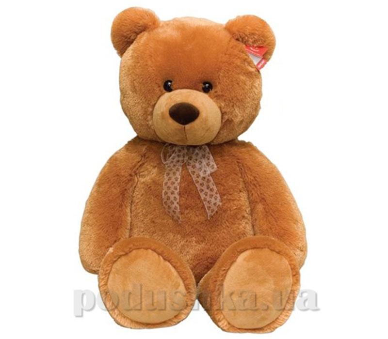 Медведь коричневый сидячий Aurora AT-61673A