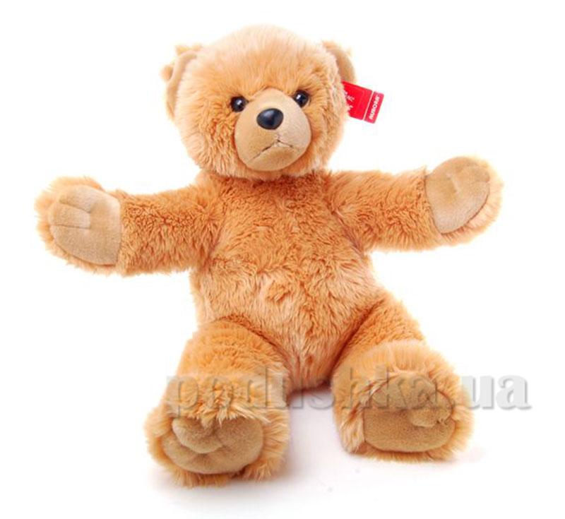 Медведь Обними меня коричневый Aurora AT-61281D  размер 30 см AURORA