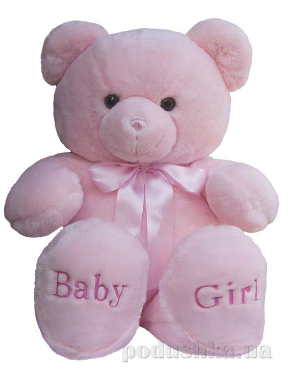 Медведь розовый 90 см Aurora 412W9A