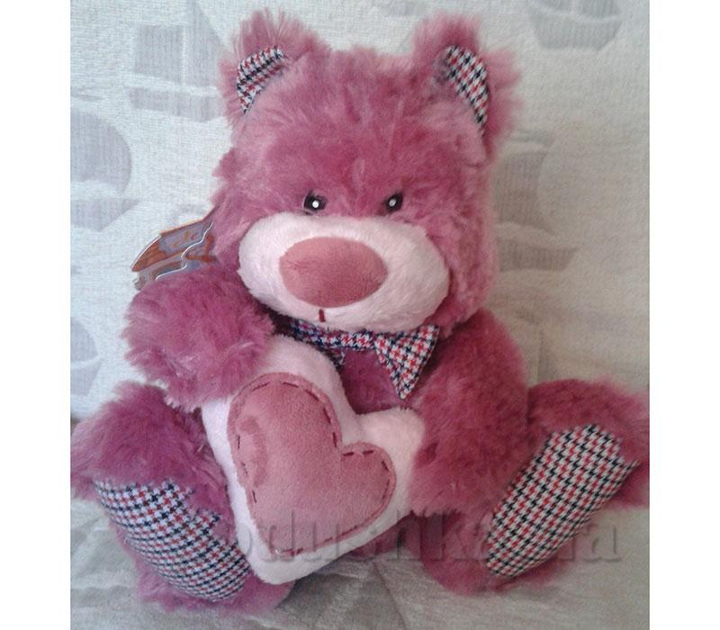 Медвежонок Паки темно-розовый ТМ Левеня