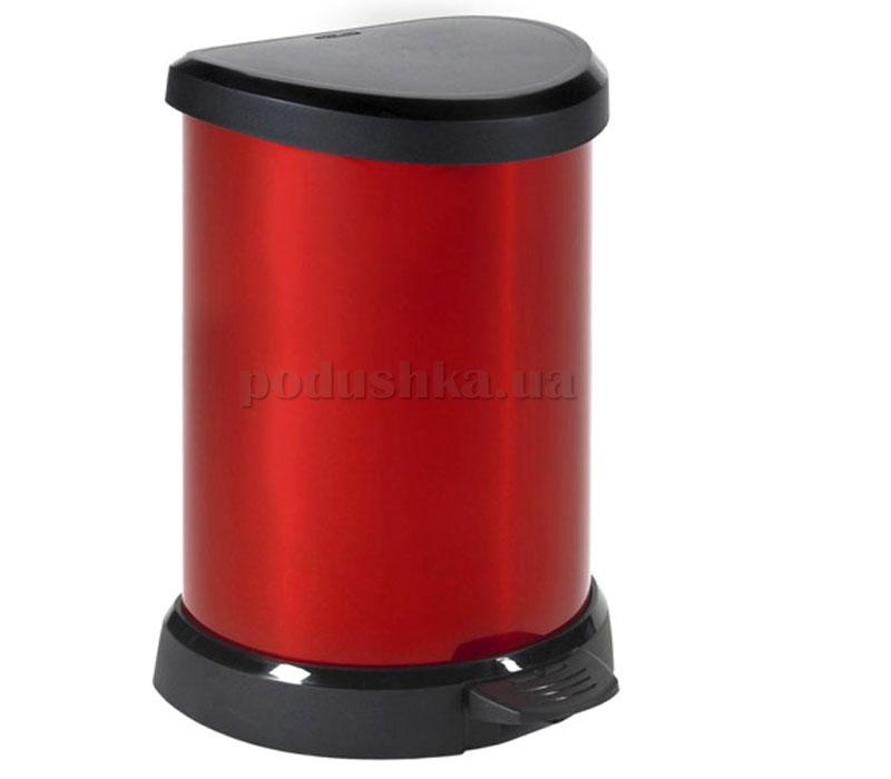 Метализированный Контейнер для мусора деко 02120