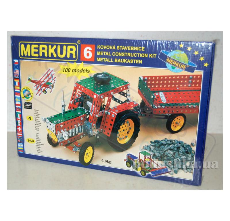 Металлический конструктор MERKUR 6 3604