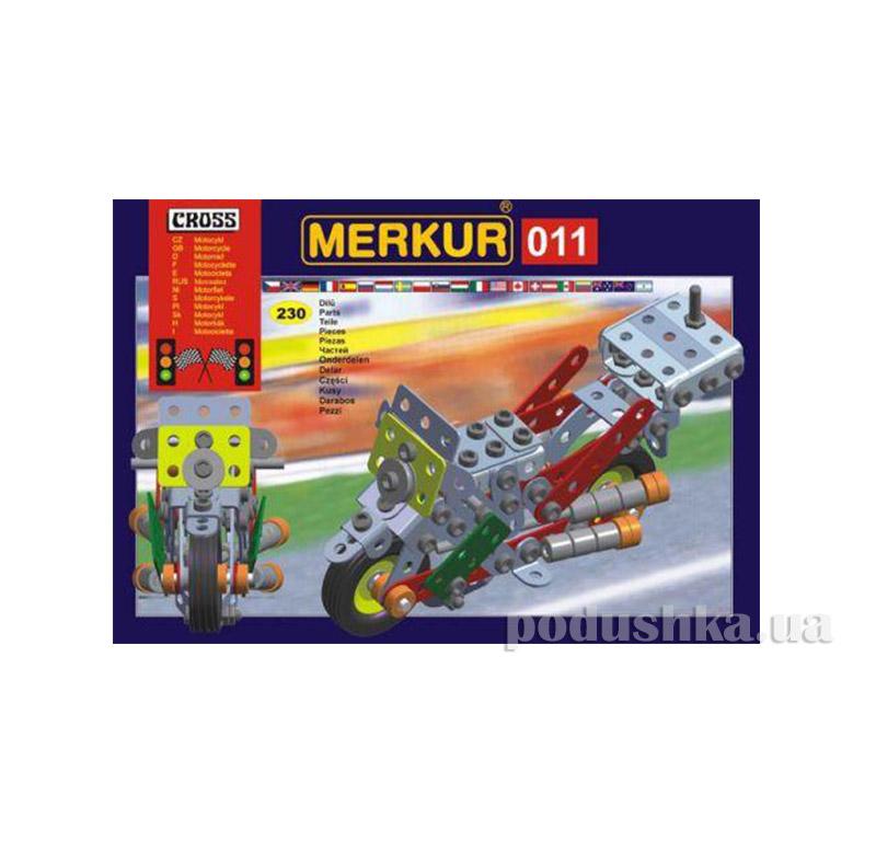 Металлический конструктор Merkur M011 1525