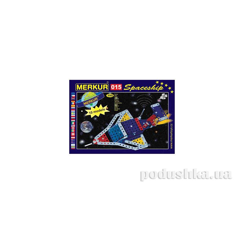 Металлический конструктор Merkur M015 1556