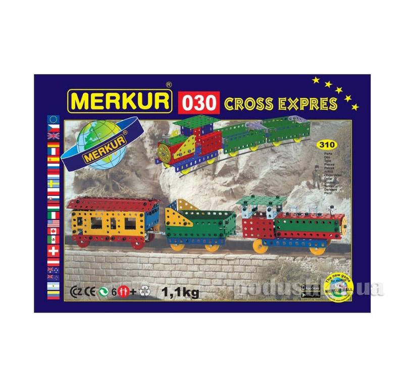 Металлический конструктор Merkur M030 0306