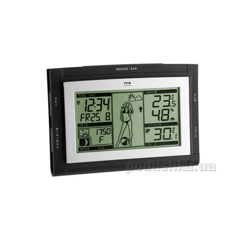 Метеостанция TFA Weather Pam XS 3510640151.IT