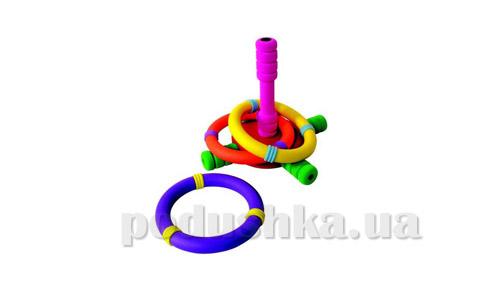Мини-кольцеброс SafSoft с 3 кольцами