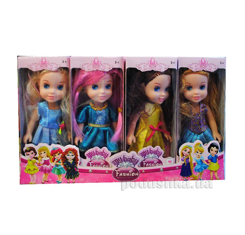 Мини-куколка Диснеевские принцессы